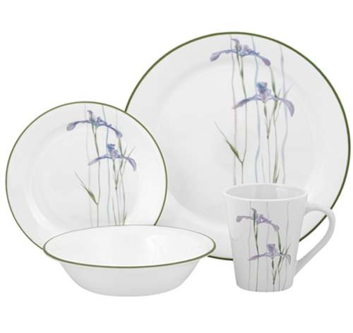 Corelle Impressions 16-Piece Dinner Set, Service For 4