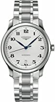 Longines Master Collection Mens Silver Dial Automatic Watch L26284786
