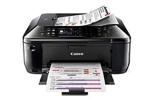 Canon Pixma MX515 All-in-One Multifunktionsgerät (Scanner, Kopierer, Drucker und Fax)