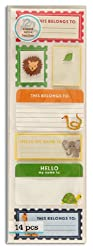 Martha Stewart Crafts Stickers Hello Animals By The Package