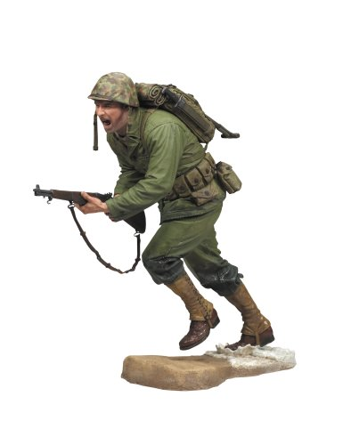 Buy Low Price McFarlane Marine Infantry Call of Duty World at War – Battle of Peleliu Action Figure (B001CO496Y)