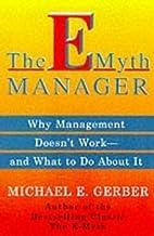 E-myth Manager by Gerber, Michael E. New…