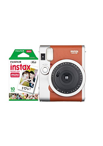 instax-mini-90-camera-with-10-shots-brown