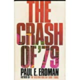 The Crash of '79 (0671223658) by Paul Emil Erdman