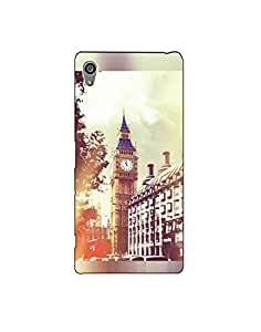 sony z5 plus ht003 (83) Mobile Case by Mott2 - London Big Ben