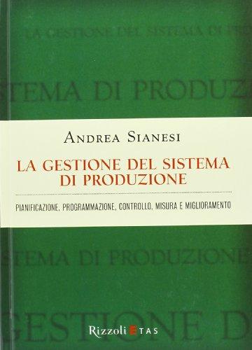 La gestione del sistema di produzione PDF