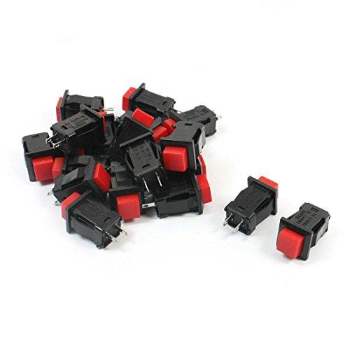 radioshack-2-pin-di-fissaggio-colore-rosso-con-interruttore-a-pulsante-20-a