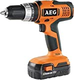 AEG BSB18GLI 18v Cordless Hammer Drill