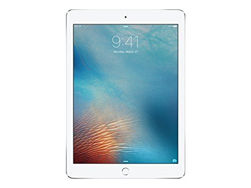 iPad Pro 9.7-inch  (32GB, Wi-Fi + Cellular,  Silver) 2016 Model (Ipad Wi Fi + Cellular compare prices)