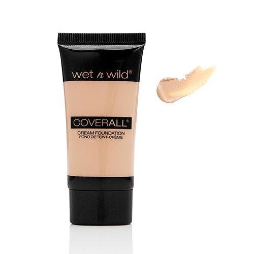 ウェットアンドワイルド Coverall Cream Foundation Tan
