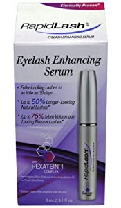 Rapidlash Eyelash Enhancing Serum (3ml), 0.1-Fluid Ounces Bottle
