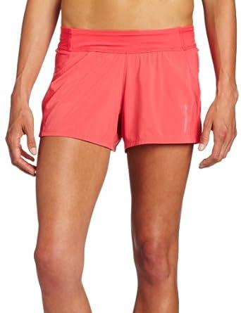 Brooks Women's Glycerin Short, Rouge, X-Large
