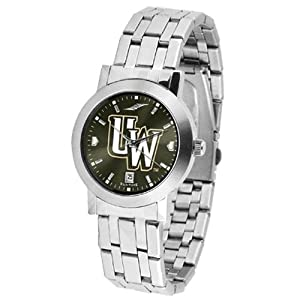 Wyoming Cowboys NCAA AnoChrome Dynasty Mens Watch by SunTime
