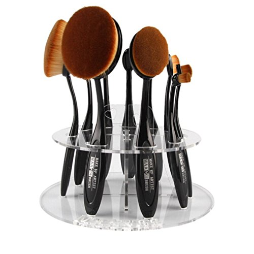 internet-10-hole-oval-makeup-brush-holder-drying-rack-organizer-cosmetic-shelf-tool
