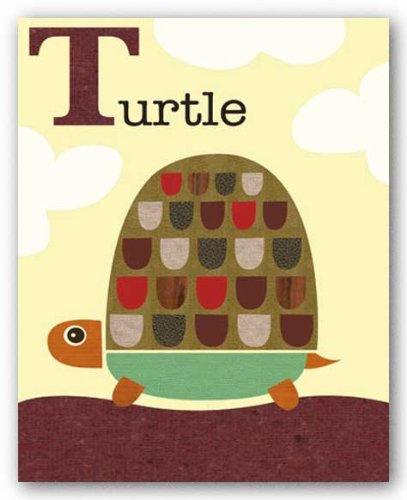 Turtle by Jenn Ski 10