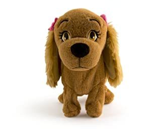 IMC Toys - Lucy la perrita inteligente (43-7963)