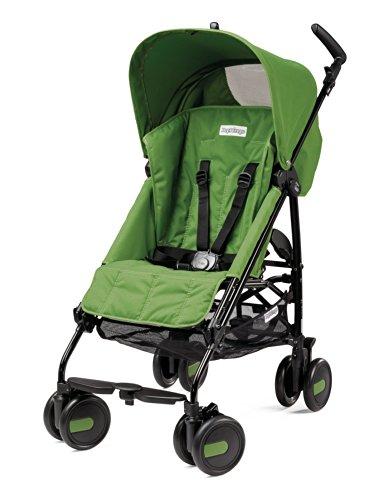 Peg-Perego Pliko Mini Stroller, Aloe front-826251