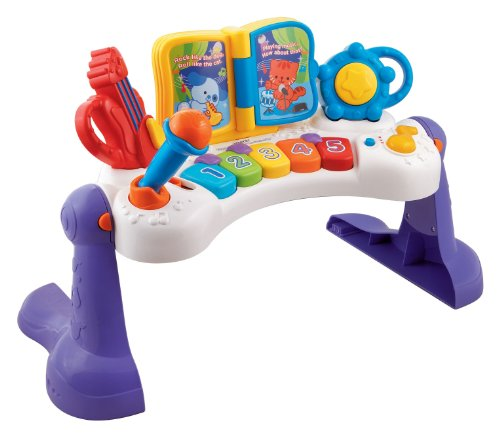 VTech - Grow And Discover Music Studio - 1