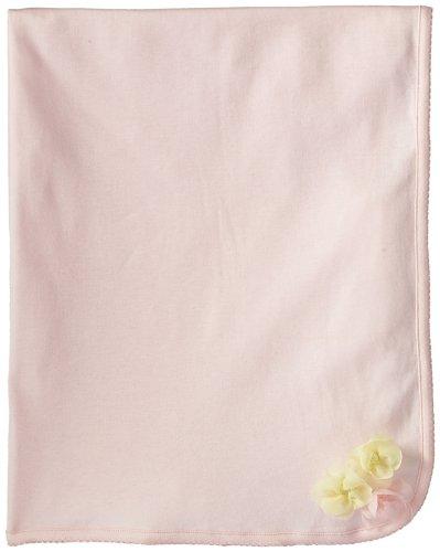 Biscotti Baby-Girls Newborn Sachet Blanket, Pink, One Size