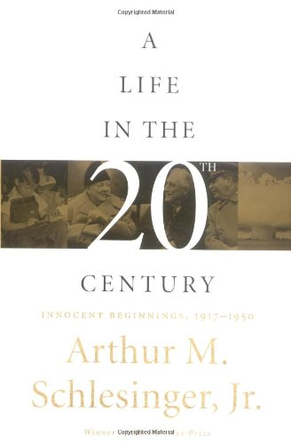 A Life in the Twentieth Century : Innocent Beginnings, 1917 - 1950
