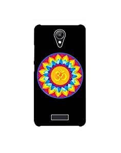 Micromax Canvas Pace 4G (Q416) nkt-04 (20) Mobile Case by oker