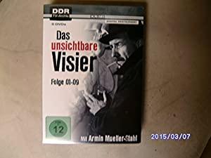 Das unsichtbare Visier (Folge [4 DVDs]