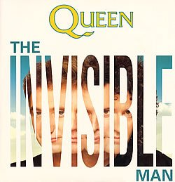 Queen - The Invisible Man - Single - Zortam Music