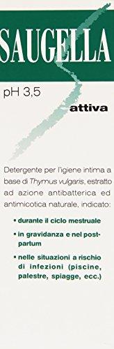 Saugella - Detergente per L'igiene Intima, a Base di Thymus Vulgaris - 250 ml