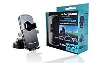 Bergmann Auto Grip XL Automatic Mobile Holder (Black)