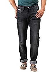 Wrangler Black Slim Fit Men's Jeans By Trendzy Store