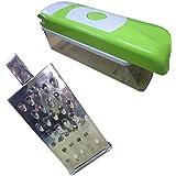 DCS Platinum Team Cutter Plus Multi Chopper Vegetable Cutter Fruit Slicer,Works As Grater, Cutter, Peeler, Slicer...