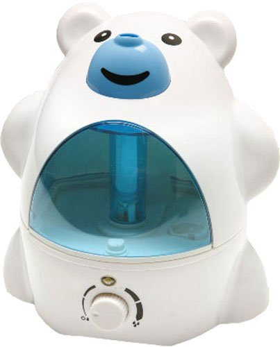 Cheap Ultrasonic Humidifier Polar Bear Humidifier – White By Sunpentown (SU-2031)