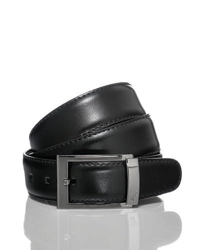 Versace Collection Cinturón Meriko Negro