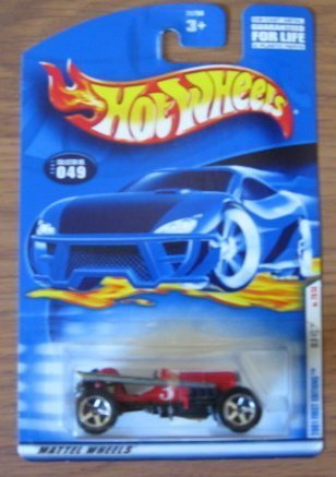 Hot Wheels 2001 First Editions 29/36 049 OLD # 3 #3 1:64 Scale - 1