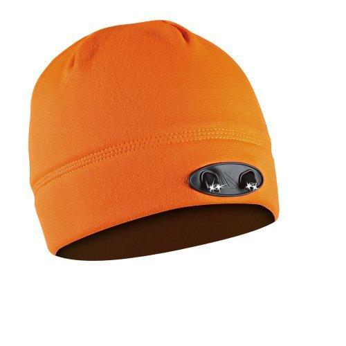 POWERCAP CUBWB-4546 4LED Beanie, Blaze Orange by POWERCAP (English Manual)