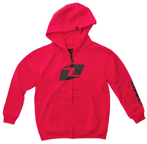 kids-zip-hoody-one-industries-icon-risky-rosso-l-bambino-rosso