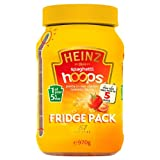 Heinz Spaghetti Hoops Fridge Pack 4x970g