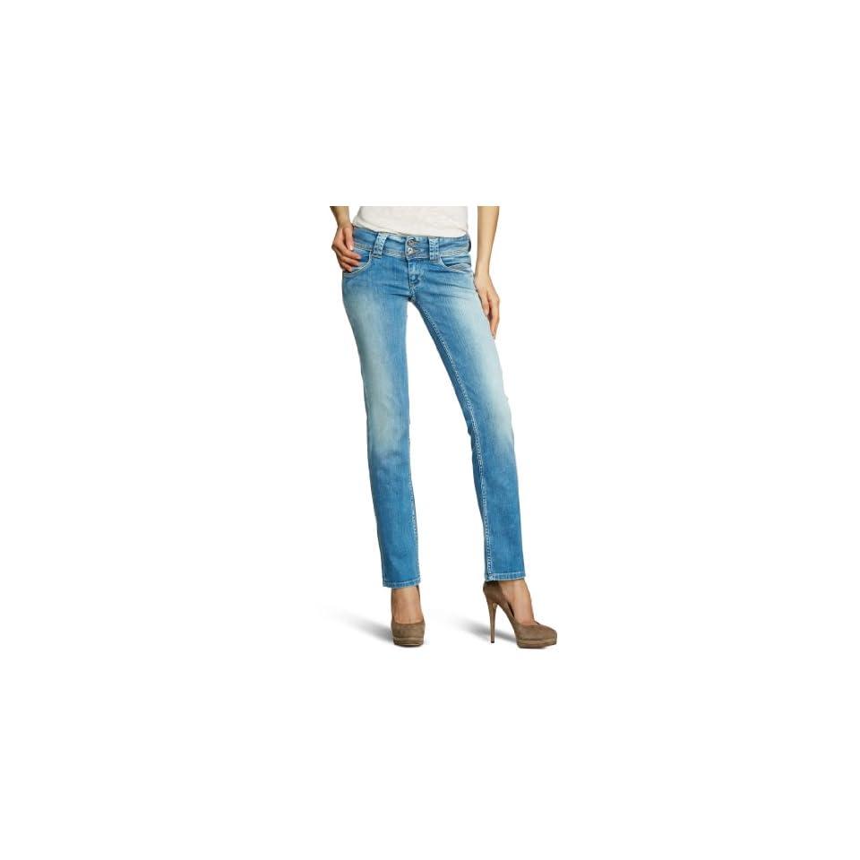 Pepe Jeans Damen Jeans PL200029Q262 VENUS Straight Fit