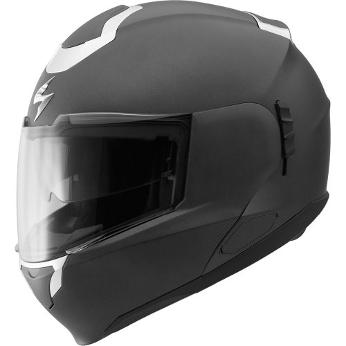Scorpion Solid EXO-900 On-Road Motorcycle Helmet - Matte Anthracite / X-Small