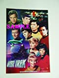 Star Trek OS Full Cast Collage Crew Star Date 2847.5 10 x 15 Poster Photo