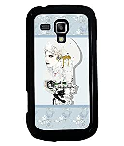 Printvisa 2D Printed Designer back case cover for Samsung Galaxy S Duos S7562 - D4374
