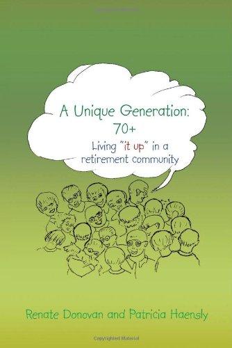 Eine einzigartige Generation: 70-Living It Up in einem Altersheim