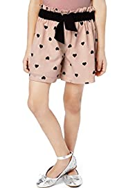 Autograph Heart Print Culottes