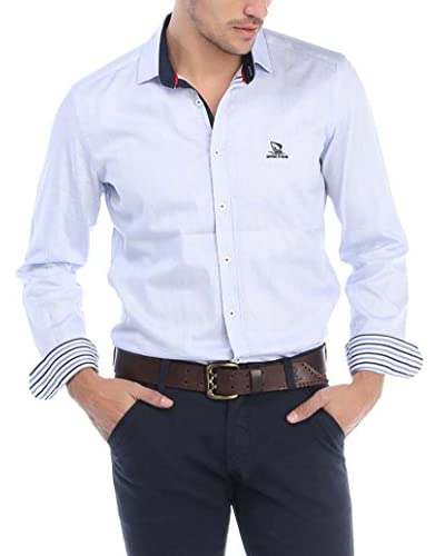 GIORGIO DI MARE High Quality Basic Shirt High Quality Basic Shirt AZUL