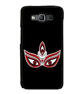 Printvisa Ultra Maa Kaali 2D Hard Polycarbonate Designer Back Case Cover for Samsung Galaxy O...