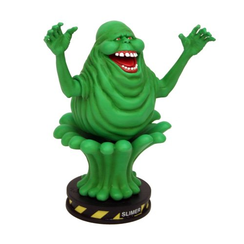Factory Entertainment Ghostbusters Slimer Premium Motion Statue