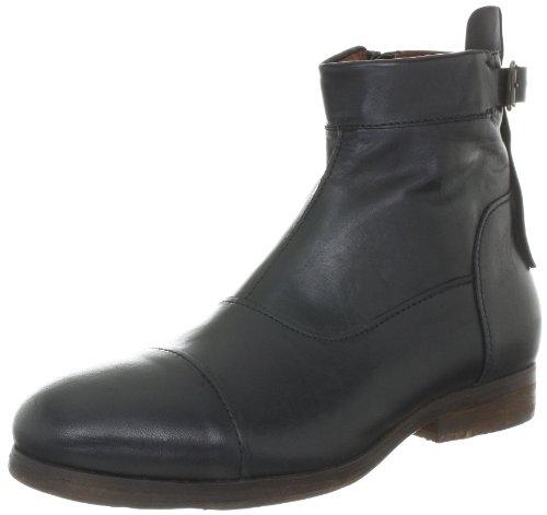 Airstep 310202 Desert Boots Mens Black Schwarz (nero 310202-3040-6002) Size: 8 (42 EU)