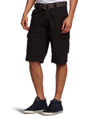 Schott (Brand National) Cargo US 30 Men's Shorts Black XX-Large