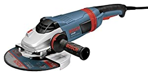 Bosch 1974-8D 7-Inch Large Angle Grinder without Lock On