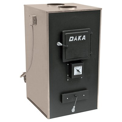 Daka Wood or Coal Burning Furnace - 42,000 -105,000 BTU, Model# 521FB